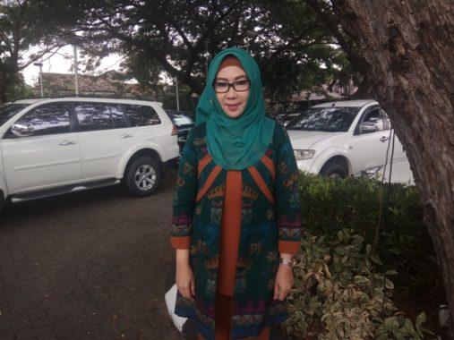 Calon Bupati Tanggamus Dewi Handajani Dukung Keterbukaan Informasi Publik