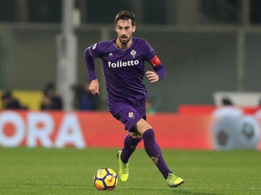 Kapten Fiorentina Davide Astori Meninggal Dunia
