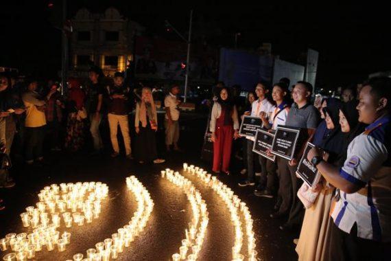 PILGUB LAMPUNG: Ridho Ficardo Ingin Tugu Adipura Tak Sebatas Kenangan