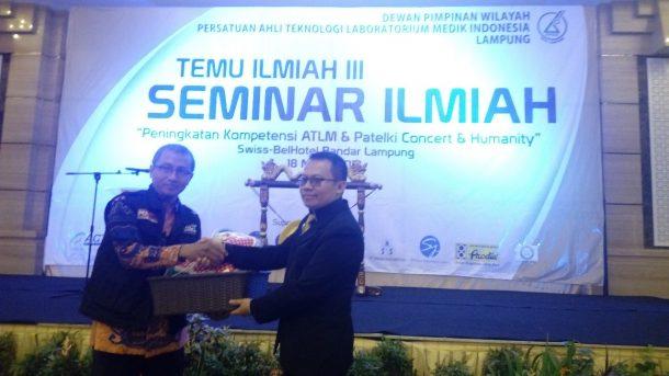 DPW Patelki Lampung Galang Dana untuk Korban Banjir Lampung