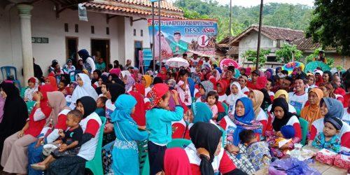 PILKADA TANGGAMUS: Warga Kotaagung Timur Ini Simpatik dengan Sosok Dewi Handajani