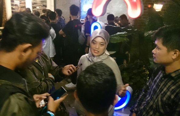 Gemulai Penari Cilik TK Al Rusyidah Membuka Musyawarah PWRI Lampung
