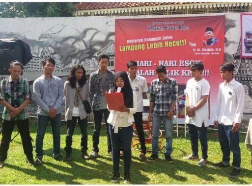 Bumi Ruwa Jurai Juara Penanganan Konflik Sosial, Menko Polhukam: Contoh Keberhasilan Lampung