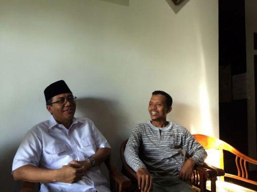 PILGUB LAMPUNG: Ahmad Jajuli Dengar Masukan Pengusaha UMKM Rianto di Pringsewu