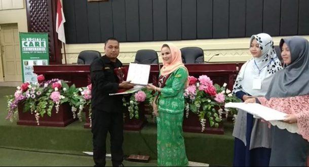 Inilah Komunitas Terbaik Lampung Social Community Award 2018