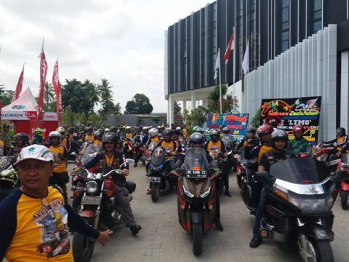 Plt Bupati Lampung Tengah Sambut Hangat IMO