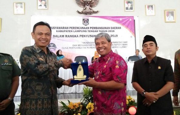 Plt Bupati Lampung Tengah Ingatkan SKPD Bekerja Sesuai Aturan dan Undang-Undang