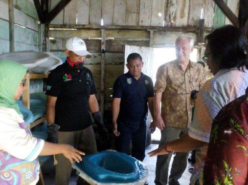 Pemkab Pringsewu Komitmen Jaga Masyarakat Tak Buang Air Besar Sembarangan (BABS) Lagi