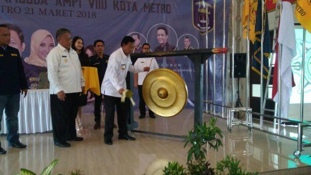 Advertorial: Musda AMPI Metro, Ahmad Pairin Berharap Anggota AMPI Jadi Rekan Pemkot Metro