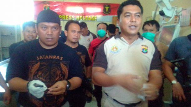 Warga Batubadak Lampung Timur yang Ditembak Polisi Adalah Residivis