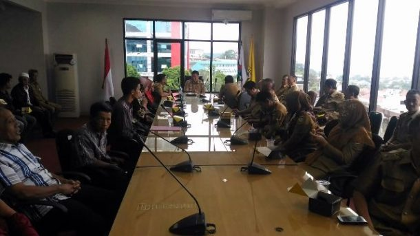 PILGUB LAMPUNG: Damar Dorong Para Kandidat Perjuangkan Kemajuan Perempuan