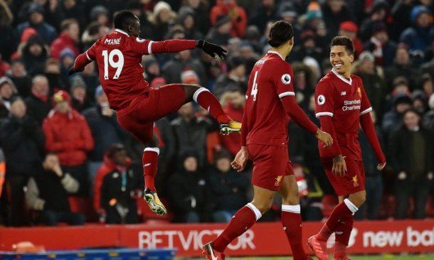 Menang 2-0 atas Newcastle, Liverpool Tempati Peringkat Kedua Klasemen Sementara