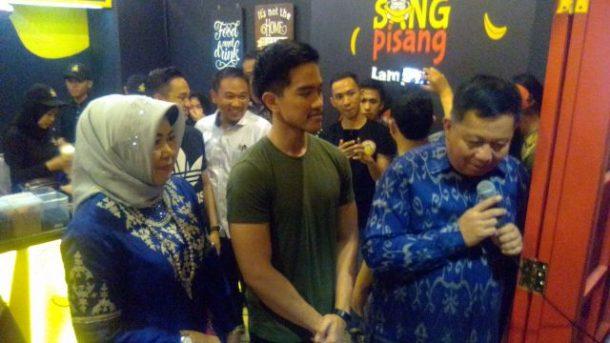 Kaesang Pangarep Buka Sang Pisang, Ini Kata Plt Wali Kota Bandar Lampung Yusuf Kohar