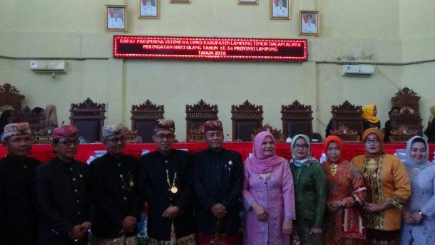 Advertorial: DPRD Lampung Timur Gelar Rapat Paripurna Istimewa HUT ke-54 Provinsi Lampung