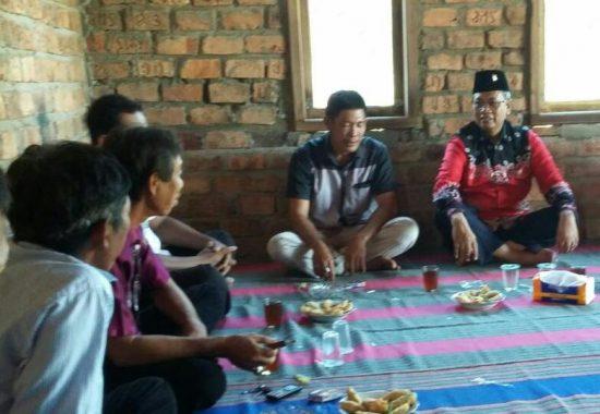 PILGUB LAMPUNG: Dari Pagi hingga Malam Sutono Blusukan di Lampung Tengah