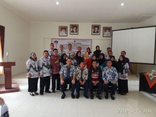 Plt. Bupati Lampung Tengah Loekman Klaim Dinas Terkait Sudah Atasi Banjir