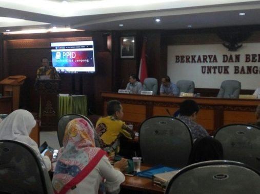 Universitas Lampung Terus Berikan Layanan Terbaik kepada Masyarakat