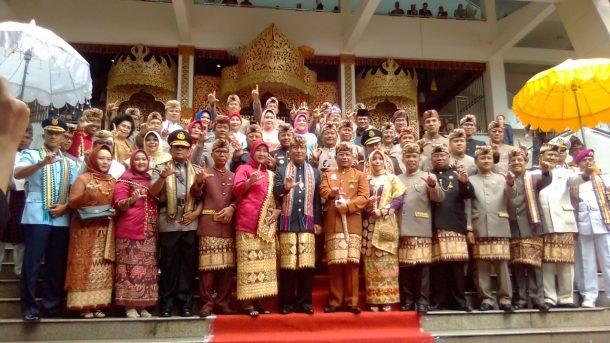 ADVERTORIAL: DPRD Lampung Gelar Rapat Paripurna Istimewa HUT Bumi Ruwa Jurai ke-54