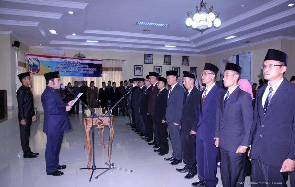 Puluhan Kru Ekskul Persisma SMAN 5 Bandar Lampung Ikuti Diklat Jurnalistik