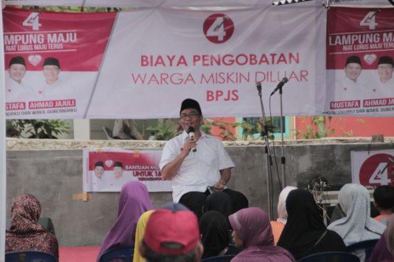 PILGUB LAMPUNG: Ahmad Jajuli Komitmen Gunakan E-Government untuk Transparansi dan Pelibatan Pembangunan