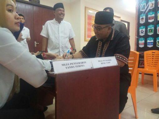 Andi Surya Daftar Lagi Calon Anggota DPD Asal Lampung