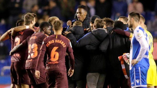 Barcelona Juara La Liga, Kampiun Liga Top Eropa Sisakan Serie A