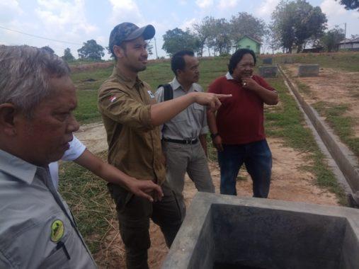 WWF Indonesia Bangun 16 Bak Air Minum Gajah di Taman Nasional Way Kambas