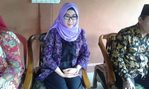 PILKADA TANGGAMUS: Dewi Handajani Tegaskan Demokrasi Jamin Perempuan Jadi Pemimpin