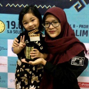 Sabrina dari Rumah Film KPI Film Terfavorit Lampung FFL 2018