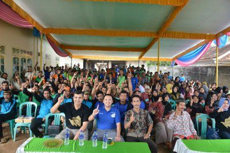 PILGUB LAMPUNG: Ridho Ficardo Ingin Kembalikan Lampung jadi Penghasil Lada Terbesar Indonesia