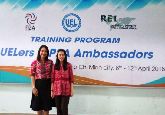 P2A Ambassador, Dua Mahasiswa Darmajaya Wakil Indonesia ke Vietnam