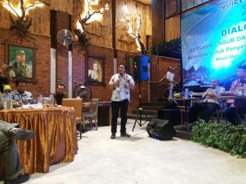 PILGUB LAMPUNG: Mitra Bentala Kemas Dialog Publik soal Lingkungan Hidup