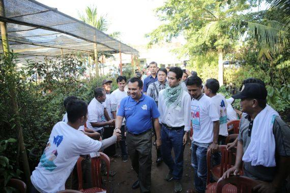 PILGUB LAMPUNG: Program Hortikultura Besutan Ridho Ficardo Dinilai Warga Lamtim Fenomenal