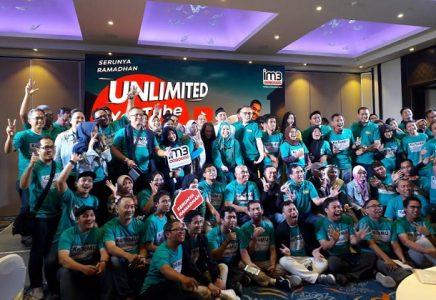 Indosat Ooredoo Komitmen Manjakan Layanan untuk Masyarakat Lampung