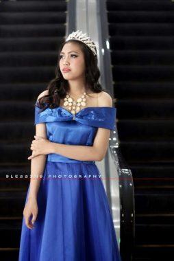 Model Lampung Jennitnf: Manis dan Sarat Prestasi