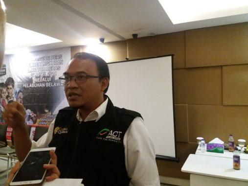 ACT Lampung Kembangkan Konsep Desa Wakaf, Ini Penjelasan Kepala Cabang Yungki Pramono