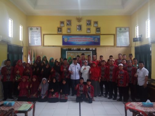 Kafilah Bandar Lampung Dijanjikan Umrah Gratis Jika Berprestasi Pada MTQ Ke-46 Lampung
