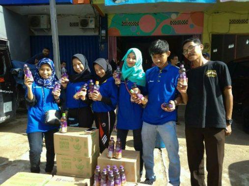 Percayakan ACT Lampung Salurkan 10 Ribuan Botol Minuman, Ini Kata Manajemen Kurma Water