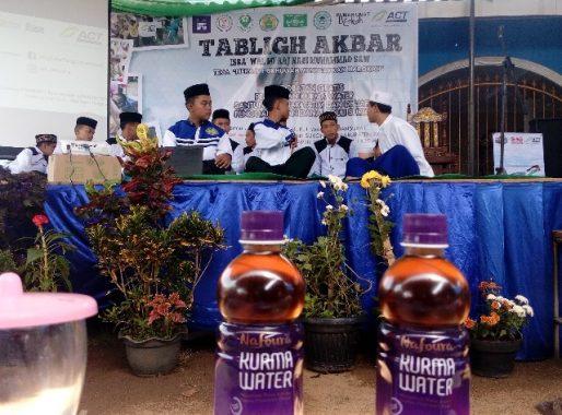 ACT Lampung Salurkan Bantuan 10 Ribuan Botol Kurma Water