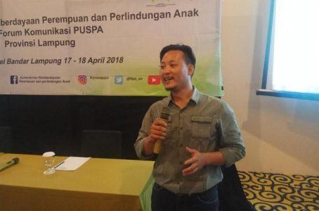 Kementerian PPPA Jembatani Forum Kajian PUSPA Lampung