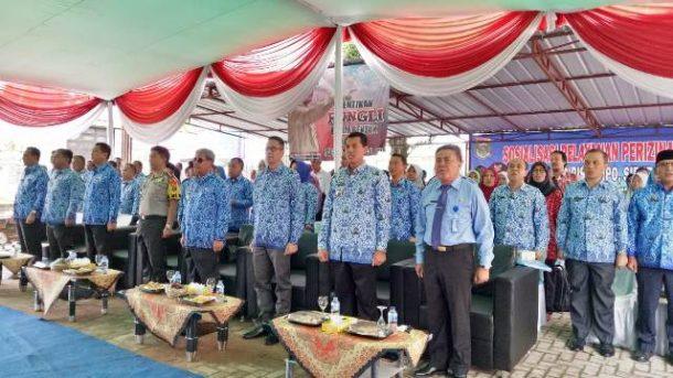 Urus Perizinan di Lampung Tengah Sudah Bisa Secara Online