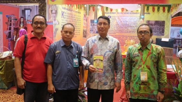 Pjs. Gubernur Lampung Kunjungi Anjungan Lampung di TMII Jakarta