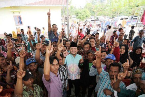 Forum Silaturahmi Karena Bareng Kita Bisa Baksos di Beberapa Lokasi di Bandar Lampung