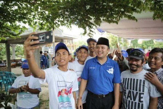 PILKADA TANGGAMUS: Kampanye di Pekon Betung Pematangsawa, Dewi Handajani Disambut Tari Bedana dan Sembah