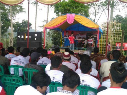 PILGUB LAMPUNG: Masyarakat Lampung Barat Ingin Herman HN Majukan Kopi Rakyat