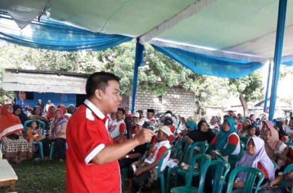 PILGUB LAMPUNG: Konsolidasi Sahabat Herman HN, Masyarakat Lamsel Ingin Pertanian dan Peternakan Maju