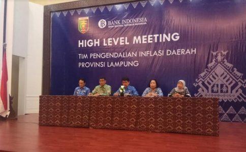 BI Perwakilan Lampung Bentuk TPID untuk Stabilisasi Harga dan Pencegahan Inflasi Jelang Ramadhan dan Idul Fitri