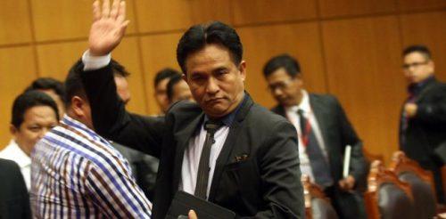 Yusril Siap Bantu KSPI Gugat Peraturan Presiden Tentang Tenaga Kerja Asing