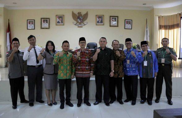 Sekdakab Lampung Selatan Minta ASN Netral Jelang Pilkada Serentak 2018