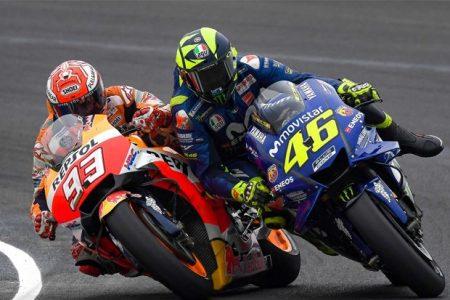 Rossi: Marquez Pebalap Kotor yang Hancurkan MotoGP